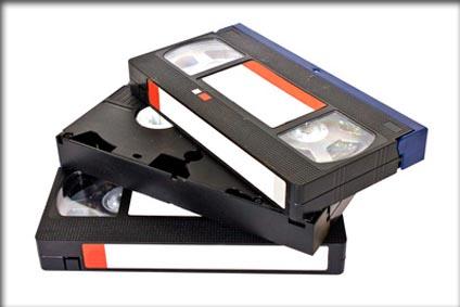 Видеокассета vhs