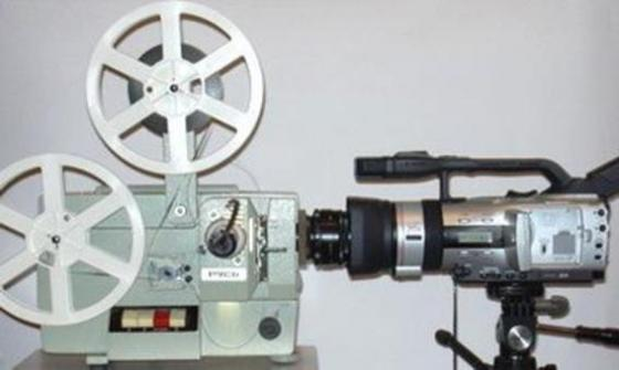 Оцифровка кинопленки 8mm