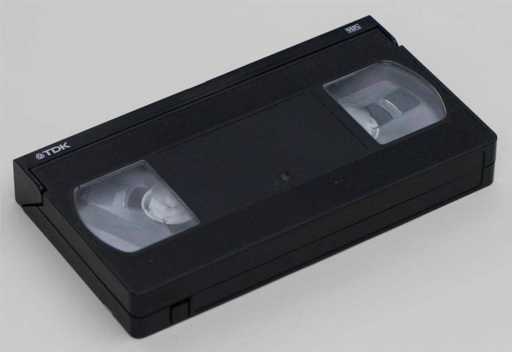 Оцифровка видеокассеты VHS