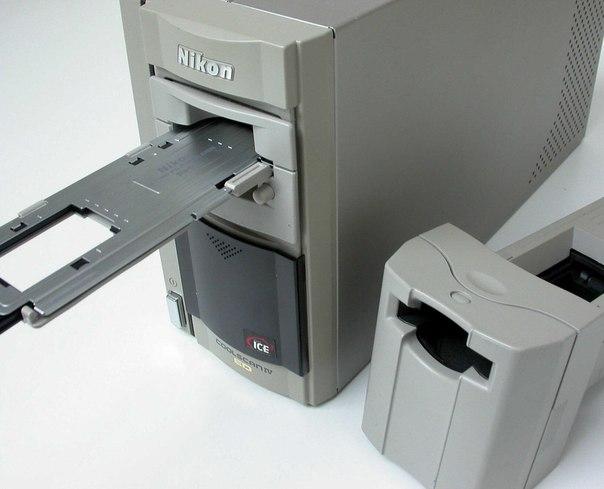 слайд сканер в Чебоксарах